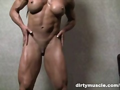 dirtymuscle.com, brunette, fetish, masturbating, fingering, clit, big-tits, kink, brunettes