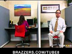 brazzers, dick, hot, fucks, offi, deepthroat, tight, hard, uniform, orgasm