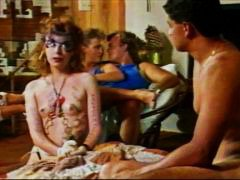 старо порно, групов секс, анално