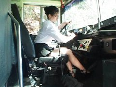 Victoria Givens, teen, bus, junge, schule, anal