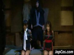 японки, фетиш, групов секс