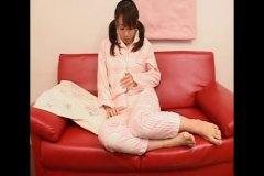 момичета, японки, мастурбация