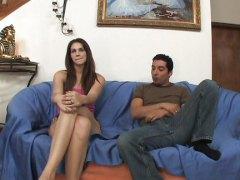 Фейт Леон, тийнейджъри, дупета, на лицето, анално