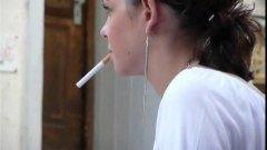 käsityö, fetissi, naisdomina, tupakointi, aisankannattaja