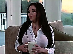 Audrey Bitoni, nuoleminen, siemensyöksy, tissit, suihinotto, lehmityttö, pornotähti