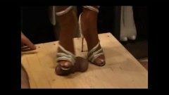 एंड़ियां, पैरों की कामुकता