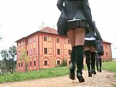 анално, училище, тийнейджъри