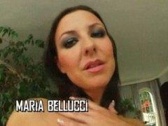 Мариа Белучи, дилдо, анално, големи цици