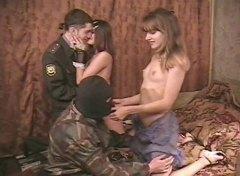 russian, foursome, group sex, amateur