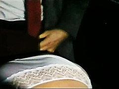 облечени, чукане отзад, анално, старо порно