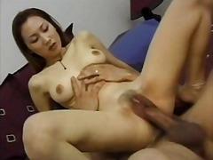 異人種間セックス, 黒人, 韓国人, 男性, アジア人, フェラチオ