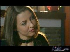Мариа Белучи, бельо, празнене вътре, брюнетки