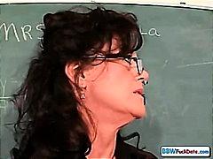 едри жени, възрастни, дебели, учител