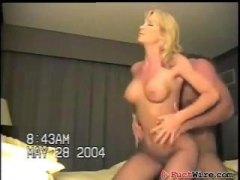 уеб камера, съпруга, голям бюст, блондинки, хотел
