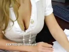 hardcore, amazing, big tits, pov point of view, cumshot, blonde, fuck, reality, ass, office