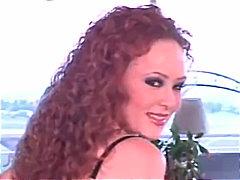 Audrey Hollander, big-tits, blowjob, big-boobs, extreme, ass-to-mouth, redhead, cumshot