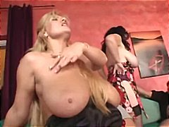 лелки, голям бюст, възрастни, групов секс