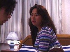日本人, 中出し, 美熟女, アジア人
