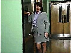 nice, hairy, secretary