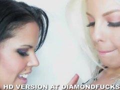 Diamond Kitty, amber, diamond, pussy-eating, white, pornstar, girl-on-girl, babes, britney, on