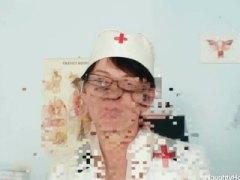 униформа, сливи, медицински сестри