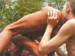 басейн, гей, африканки, междурасово, анално