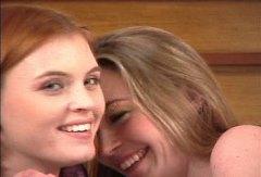 лесбийки, целувка, яки мацки, аматьори