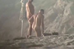 men, naked, guys, beach