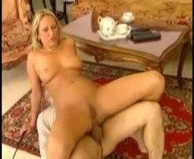 blonde, hardcore, riding, anal, fucking, shaved, doggystyle, anal fucking, lipstick, italian