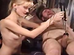 женска доминация, кур, болка, конте, садо-мазо