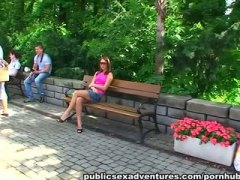 public-sex, chick, out door, giving, girls, reality, extreme, amateur, public-nudity, blowjob