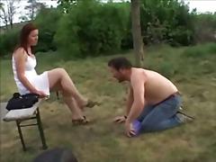 женска доминация, роби