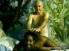 ティーン, エロ親父, 異人種間セックス, 懐かしい系, 黒い肌