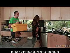 Франческа Ли, голям кур, брюнетки, изневяра