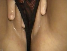гащички, пръсти, сливи, брюнетки, мастурбация