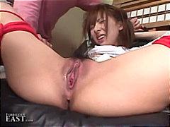 играчка, групов секс, близък план, бондаж, японки