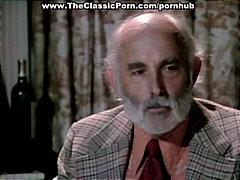 мъж-мъж-жена, яко ебане, милф, старо порно, ретро