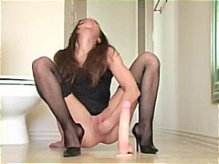 brunette, homemade, fisting, first-time, toys, dildo, masturbation