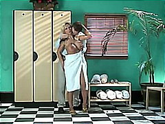 Nikki Benz, pantat besar, hardcore, mani muncrat, toket besar, doggy-style