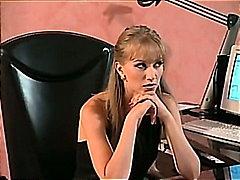 Michelle Ferrari, pesta seks, sepong, rambut pirang, orang itali, anal