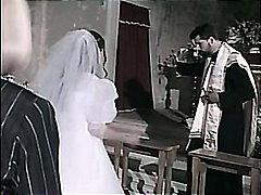 italian, gonzo, bride, monica, blowjob, pussyfucking