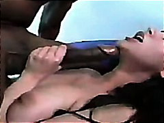 Nikita Denise, brunettes, interracial, éjacs faciales, facefuck, grosses bites