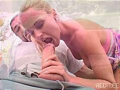 blonde, public, outdoor, cum shot, caucasian, couple, anal sex