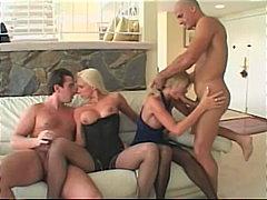 групов секс, дълбоко проникване, порно звезди