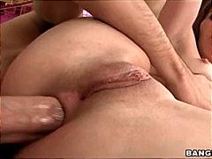 мастурбация, двойка, анално, брюнетки