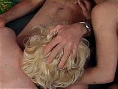 трио, блондинки, свирки