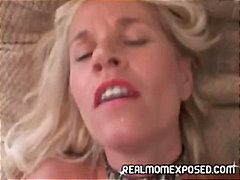mom, cumshot, milf, round-ass, titty-fuck, creampie, blowjob, pov, blonde