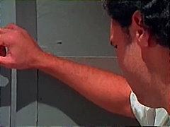 pornstar, ass, bathroom, pussy-licking, cumshot, classic, vintage, retro, blowjob, reality