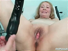 gyno, busty, old, oldpussyexam.com, gape, fetish, speculum, reality, doctor, milf