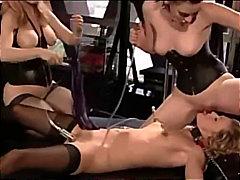 лесбийки, садо-мазо, доминация, групов секс
